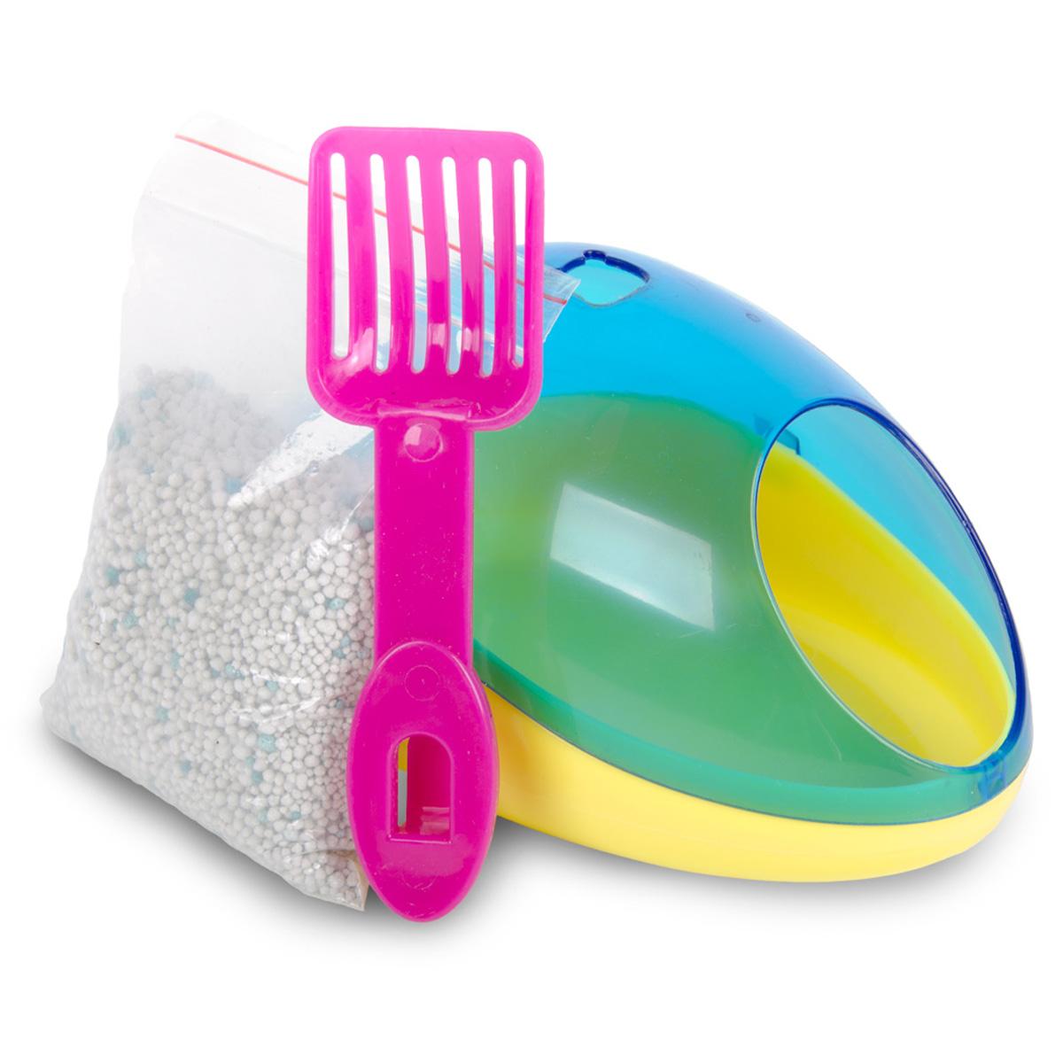 Critter Potty/Dustbath Kit