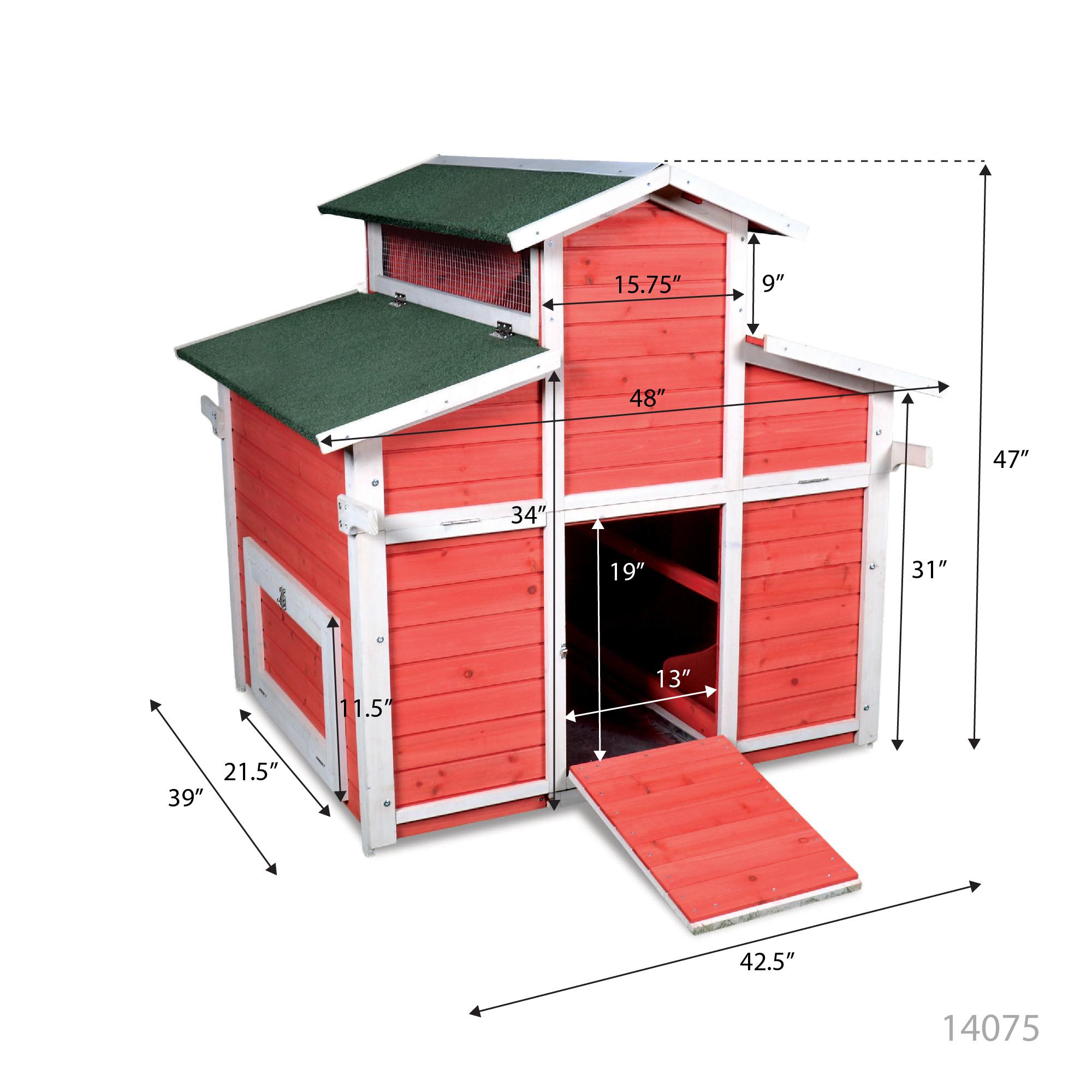 LRH Big Red Barn