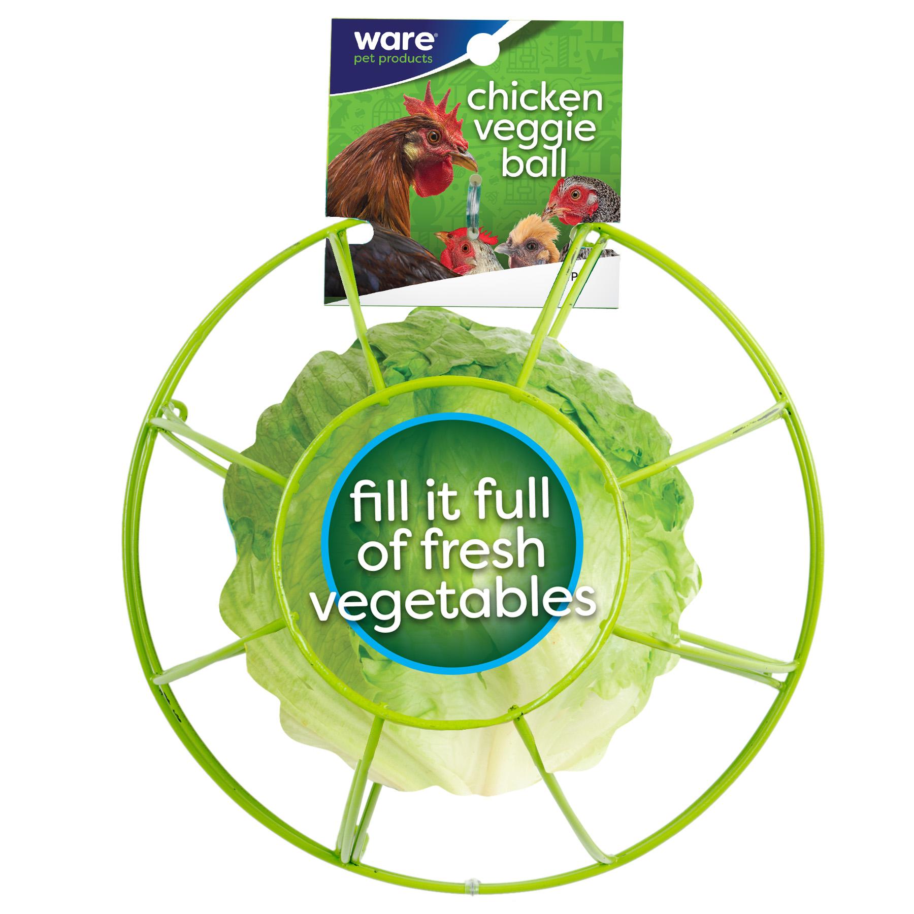Chick-N-Veggie Ball