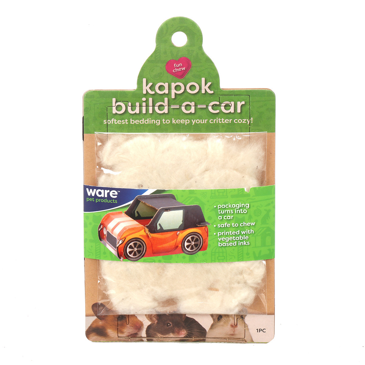 Kapok Build-A-CAR