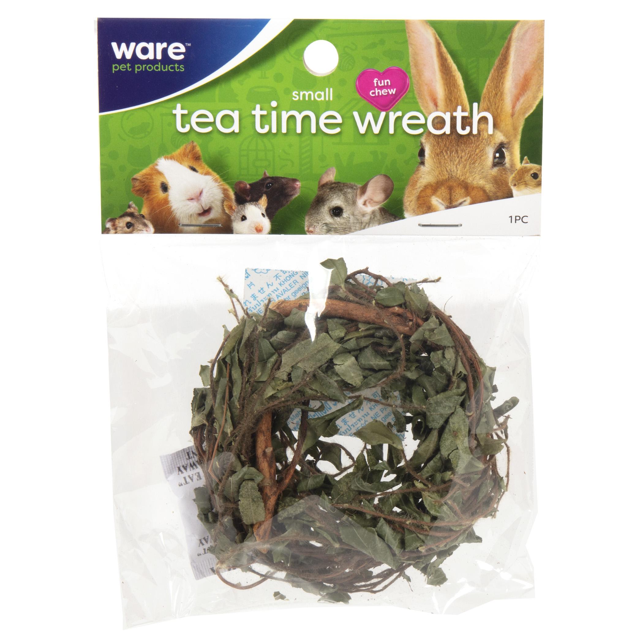 Tea Time Wreath, Sm