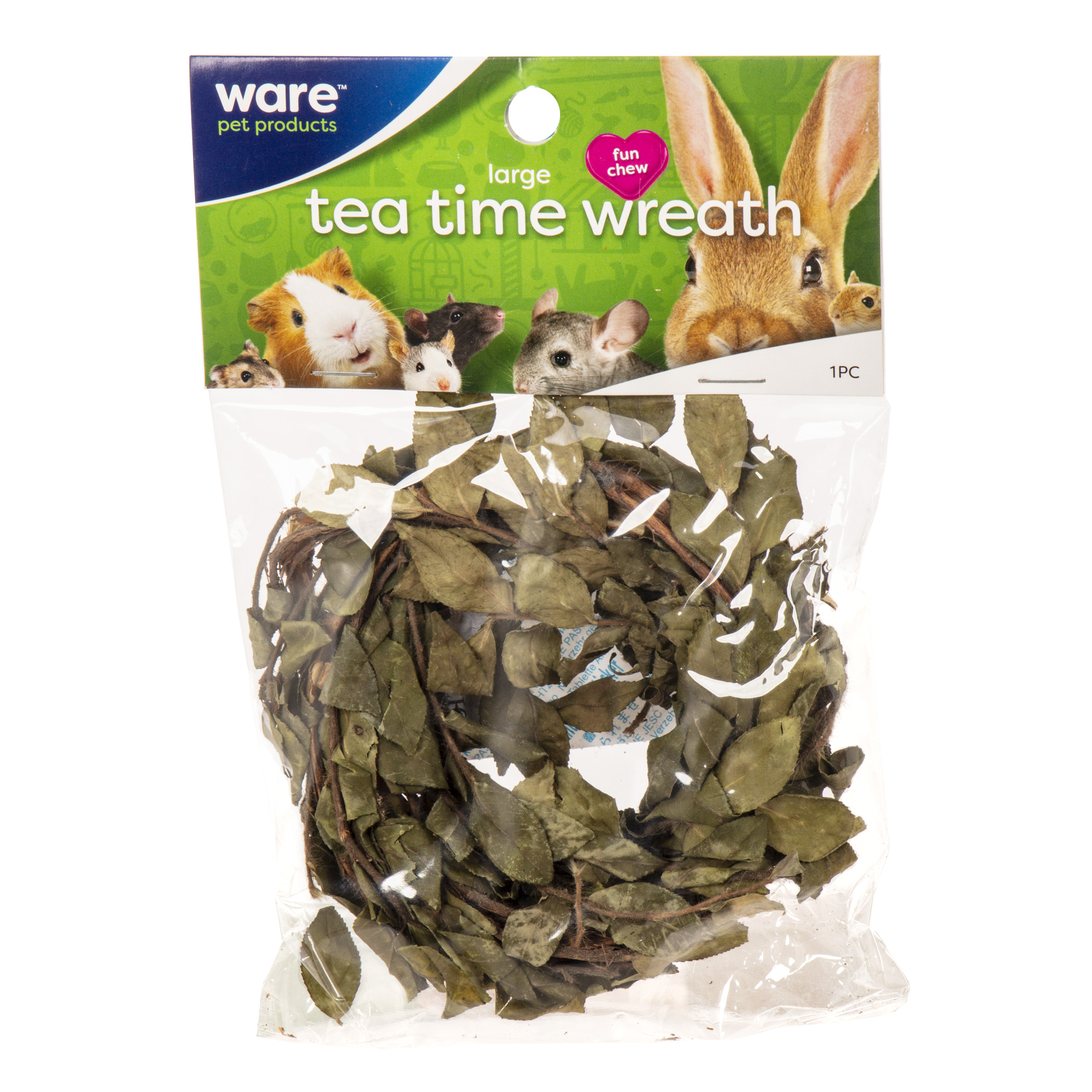 Tea Time Wreath, Lg