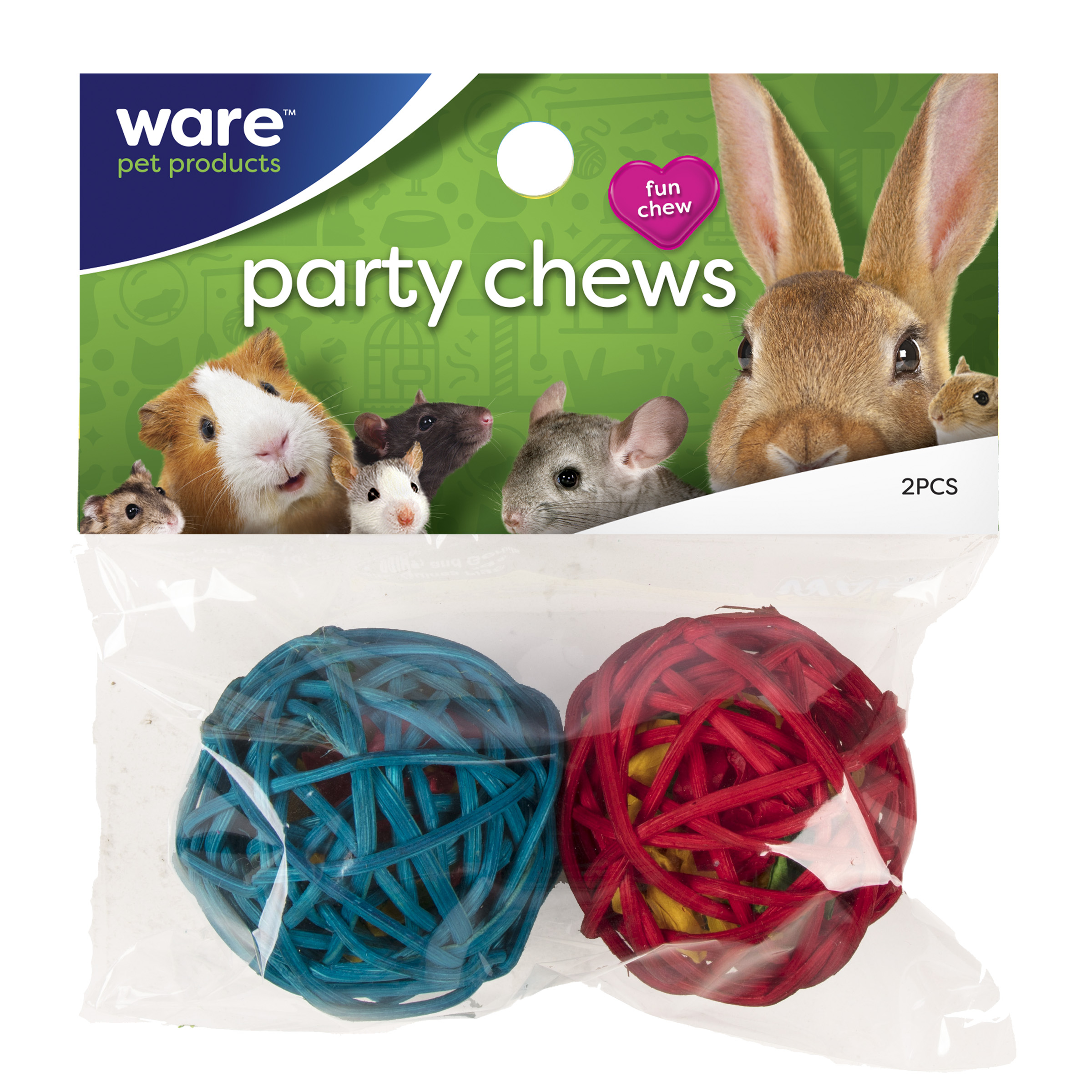 Party Chews 2pc