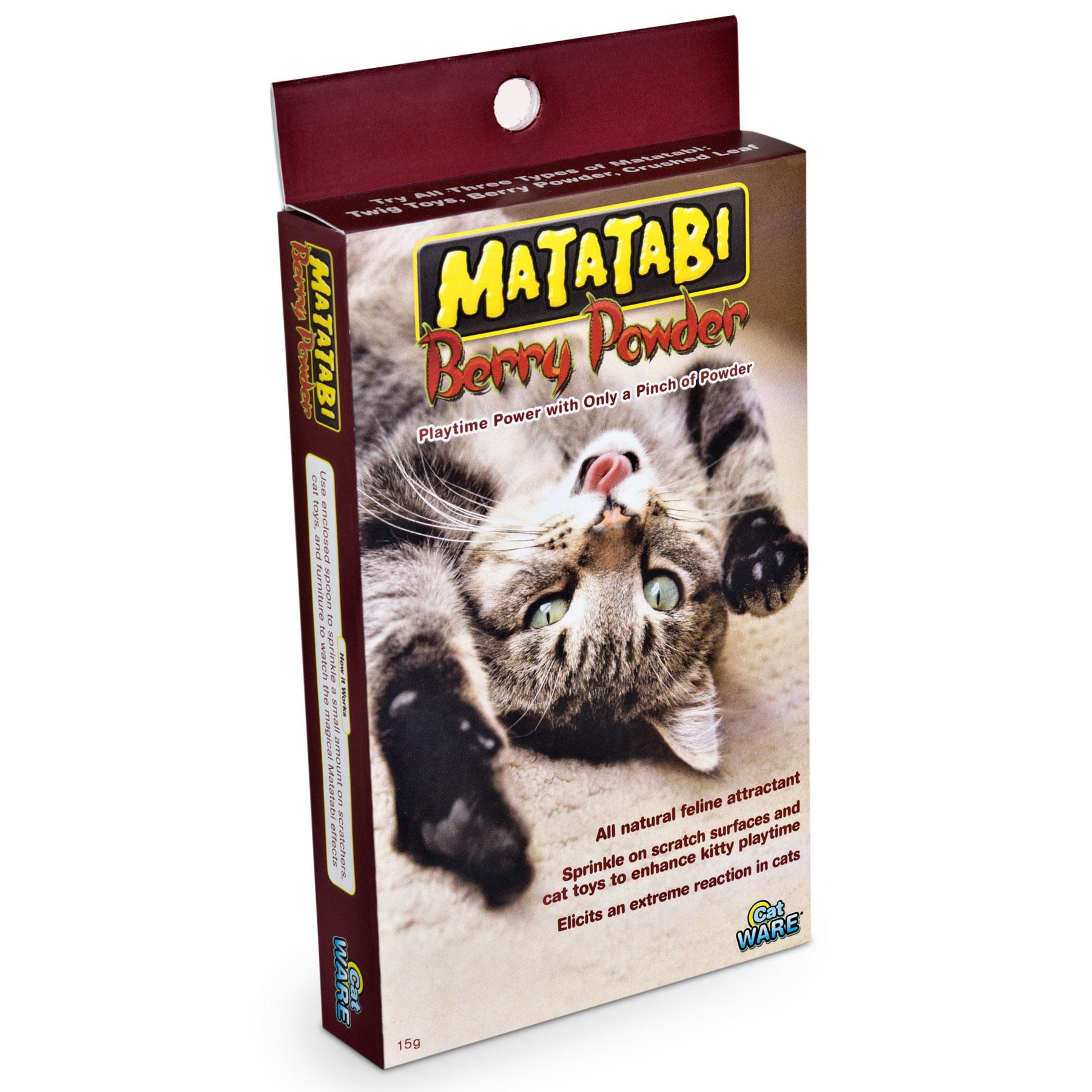 Matatabi Berry Powder w/Spoon