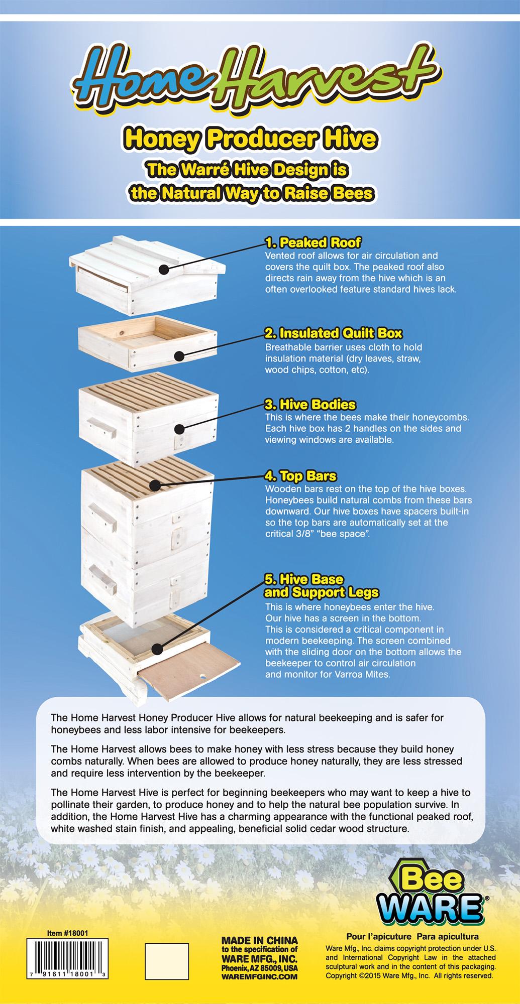 Home Harvest Hive